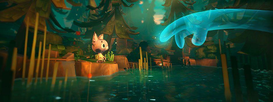 È il momento di dare una mano, nell'avventura Ghost Giant per PS VR