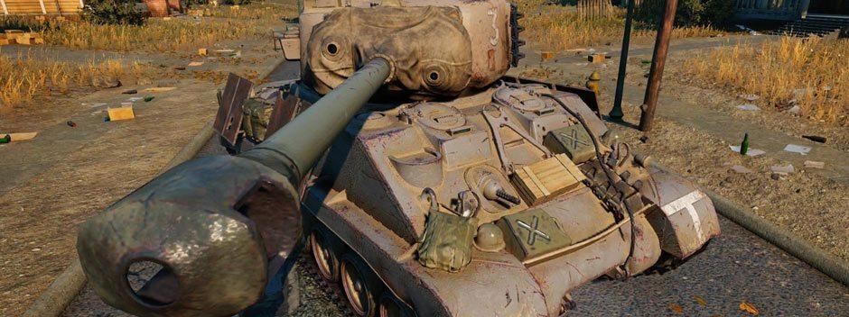 Tutto quello che c'è da sapere su World of Tanks: Mercenaries