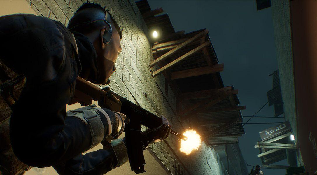 L'intenso sparatutto tattico 4 contro 4 per PS VR Firewall Zero Hour finalmente ha una data di uscita