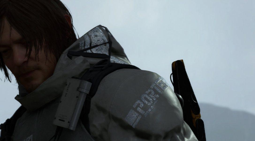 Guarda lo straordinario nuovo trailer di Death Stranding dall'E3 2018