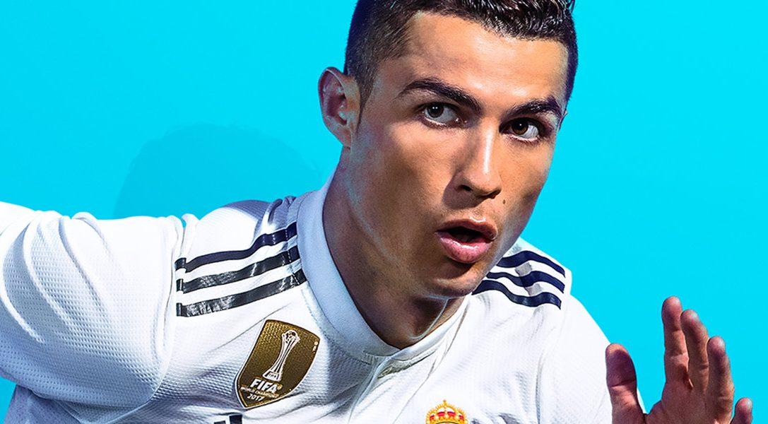 FIFA 19 arriva il 28 settembre su PlayStation 4, e include la UEFA Champions League.