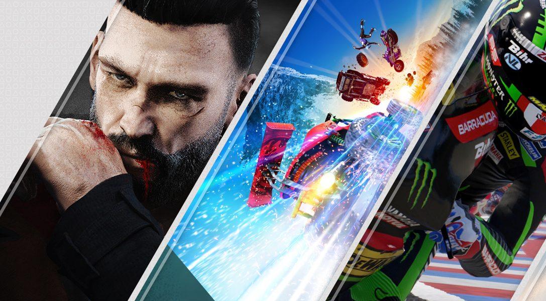 Le novità del PlayStation Store di questa settimana: Vampyr, Onrush, MotoGP18, e molto altro