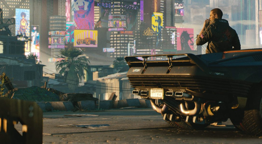 CD Projekt Red, sviluppatore di The Witcher 3, torna sulla scena con l'incredibile Cyberpunk 2077