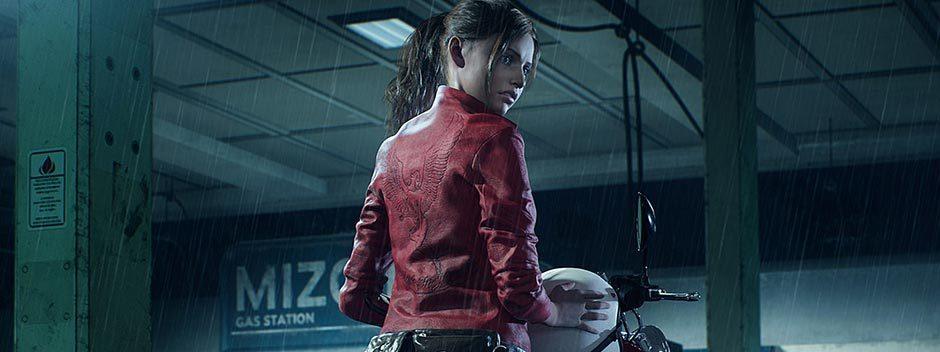 Come Capcom ha ridisegnato  Leon Kennedy, Claire Redfield and Racoon City di Resident Evil 2 con il potente Re Engine