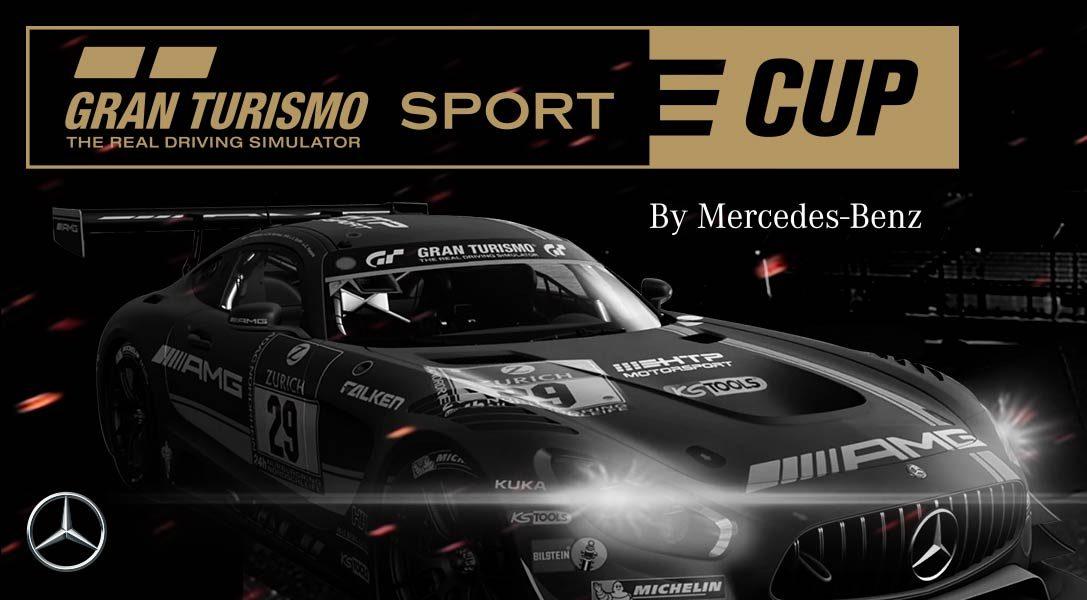 Il 22 luglio inizierà il torneo GT Sport e-cup by Mercedes Benz