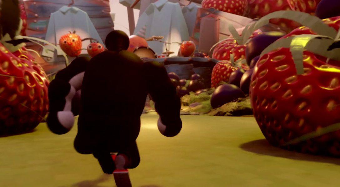 """Ammirate """"Le avventure di Mega Penguin"""", lo straordinario game jam di Dreams realizzato da Media Molecule all'E3"""