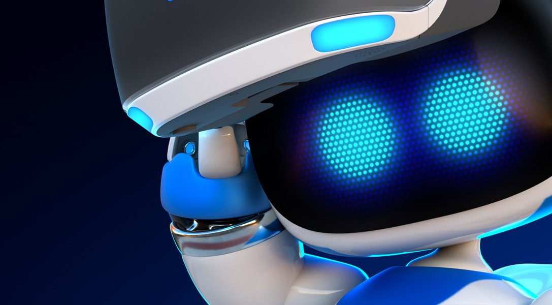 L'esclusivo platform per PS VR Astro Bot Rescue Mission uscirà il 3 ottobre 2018