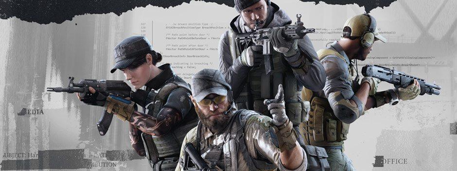 Firewall Zero Hour è ora disponibile per PS VR