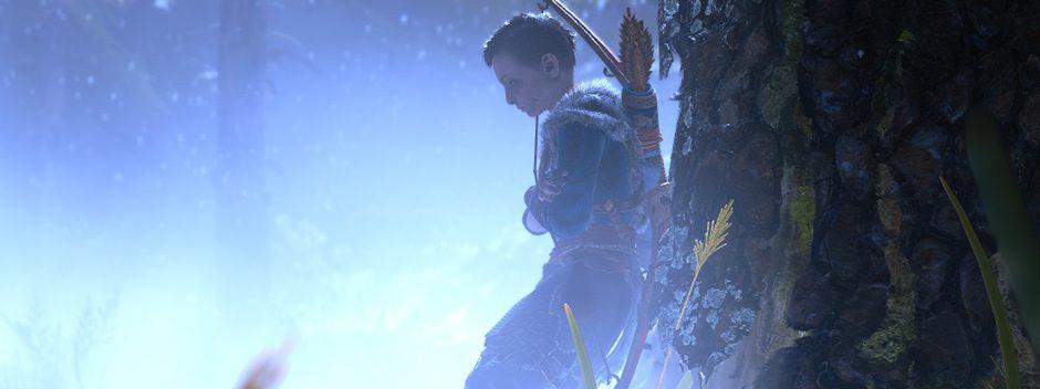 Nove imperdibili immagini di God of War catturate dai fan con l'epica modalità foto per PS4