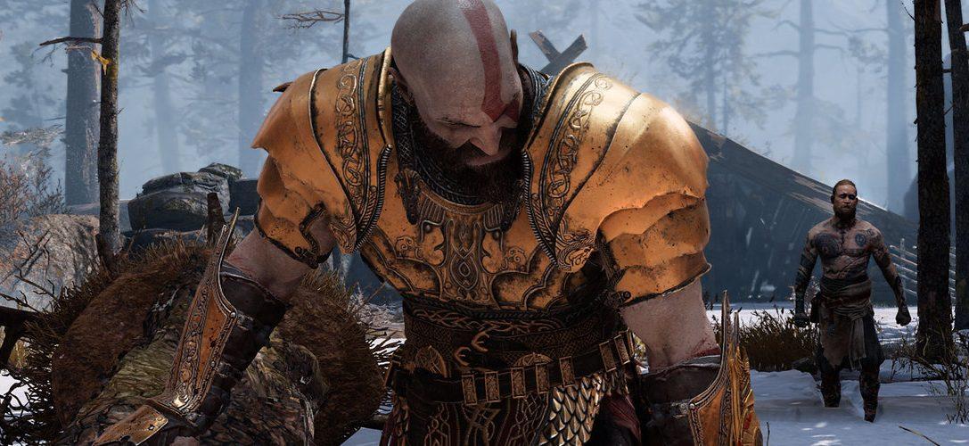 New Game+ di God of War in uscita il 20 Agosto