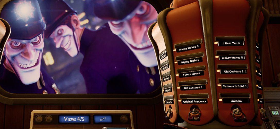 We Happy Few: Uncle Jack Live VR in uscita oggi su PlayStation Store