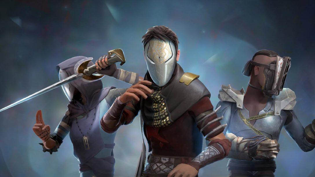 Il nuovo DLC Downfall del gioco di combattimento d'azione online Absolver include un dungeon generato in modo procedurale