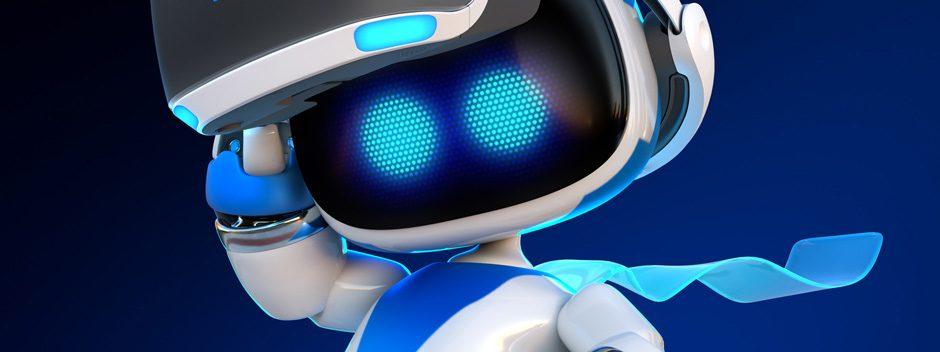 Il platform per PS VR Astro Bot Rescue Mission in uscita il 3 ottobre