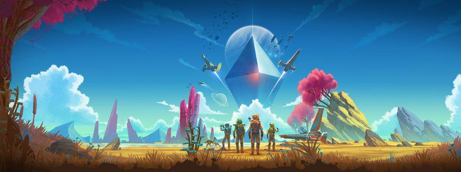 8 motivi per non perdersi No Man's Sky, in offerta questo weekend su PlayStation Store