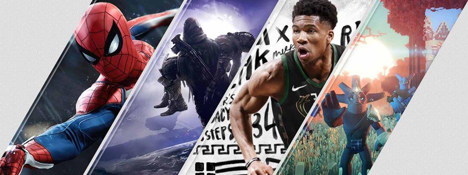 I titoli in primo piano di questa settimana su PlayStation Store sono: Marvel's Spider-Man, Destiny 2: I Rinnegati, NBA 2K19, V-Rally e Boundless