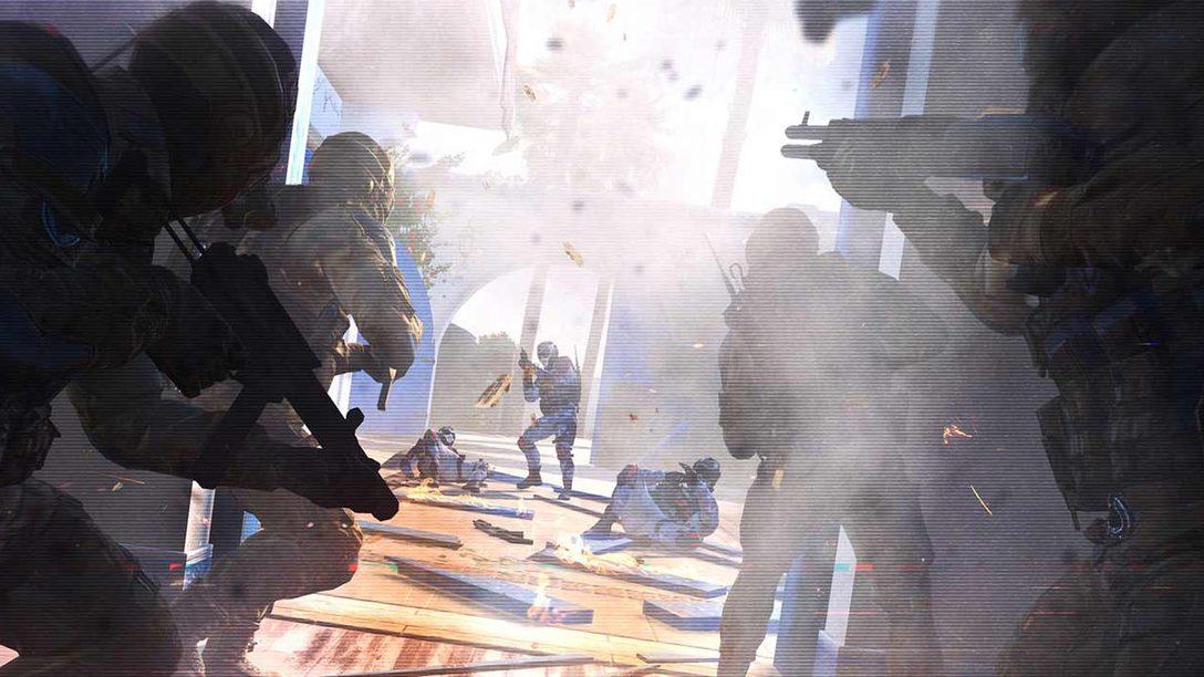Hai 90 secondi per disinnescare una bomba nella nuova e intensa modalità PVP di Warface, disponibile ora su PS4