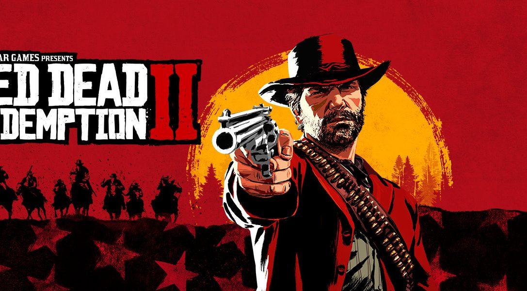 Confezioni PS4 di Red Dead Redemption 2 in arrivo