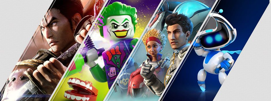 Le novità di questa settimana su PlayStation Store: SoulCalibur VI, Lego DC Super Villains e molto altro