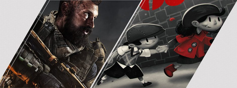 In primo piano questa settimana su PlayStation Store: Call of Duty: Black Ops 4, My Memory of Us