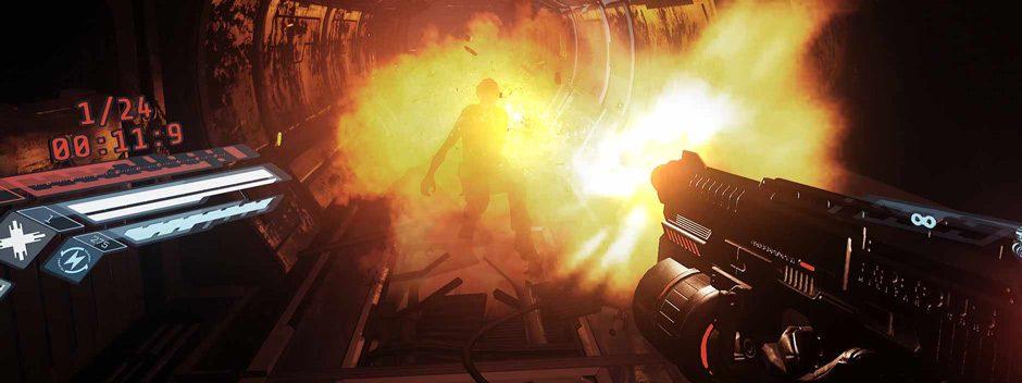 The Persistence, l'horror fantascientifico per PS VR, riceverà un grande aggiornamento gratuito la prossima settimana