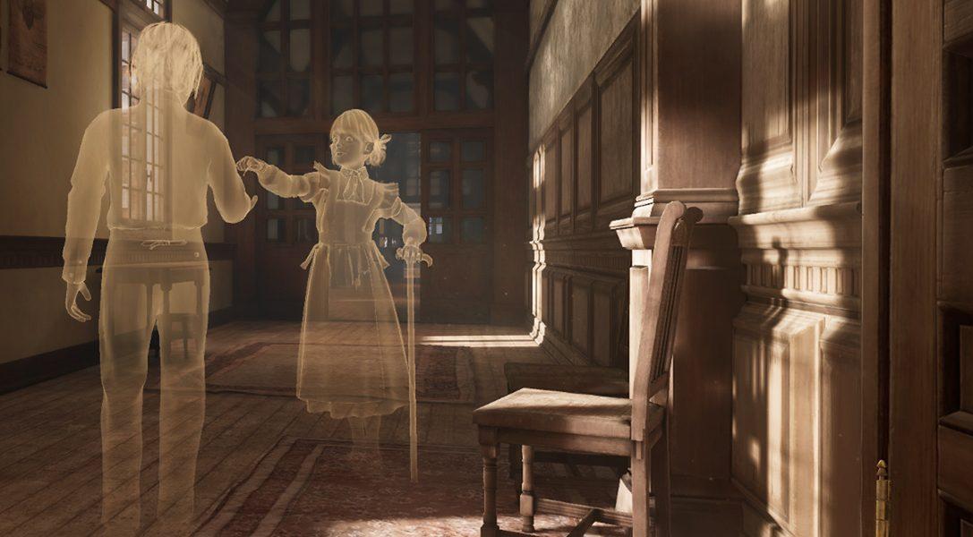 L'affascinante avventura per PS VR di Miyazaki, Déraciné, sarà disponibile dal 6 novembre 2018