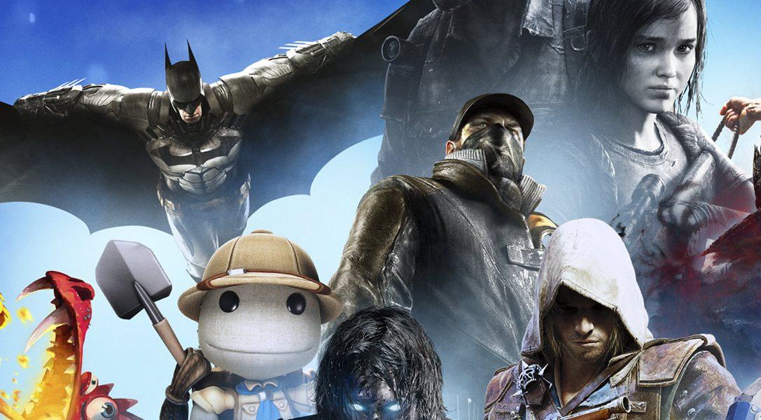 Altri grandi giochi stanno per entrare a far parte dei PlayStation Hits