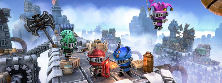 Il gioco di lotta multigiocatore Big Crown: Showdown arriva su PS4 il 14 dicembre