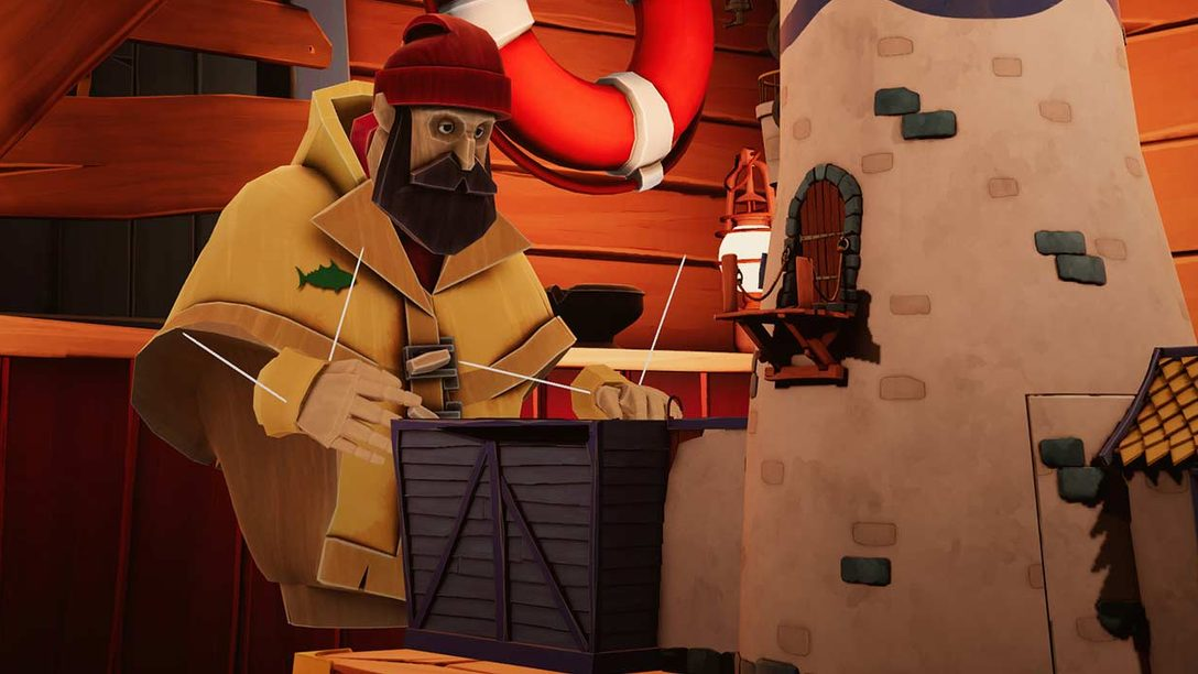 Il folle puzzle multidimensionale per PS VR A Fisherman's Tale arriverà a gennaio 2019 su PS4