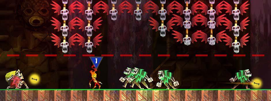 Un nuovo DLC per il platform Guacamelee! 2 per giocare nei panni di boss e allenatori