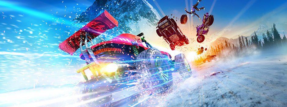 SOMA e Onrush sono i giochi PlayStation Plus di dicembre