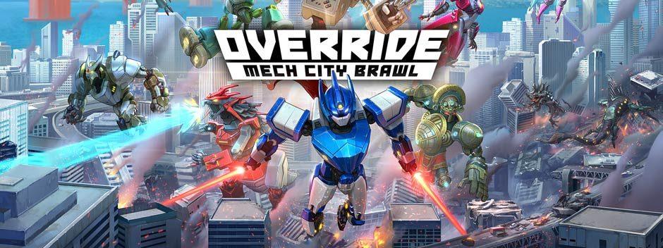 Consigli utili per assicurarsi la vittoria in Override: Mech City Brawl, presto in uscita su PS4