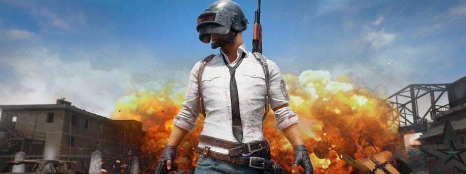 Il 7 dicembre, PlayerUnknown's Battlegrounds, è in arrivo su PS4