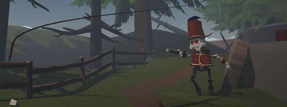 La storia di come il desiderio della community di avere contenuti horror multigiocatore per PS VR ha dato vita alla nuova modalità cooperativa di Rec Room, in uscita oggi