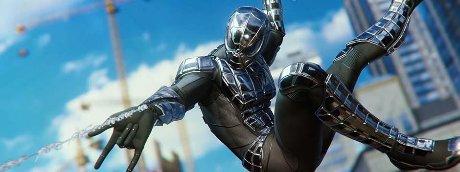 Da oggi disponibile il contenuto scaricabile Marvel's Spider-Man: Territori contesi