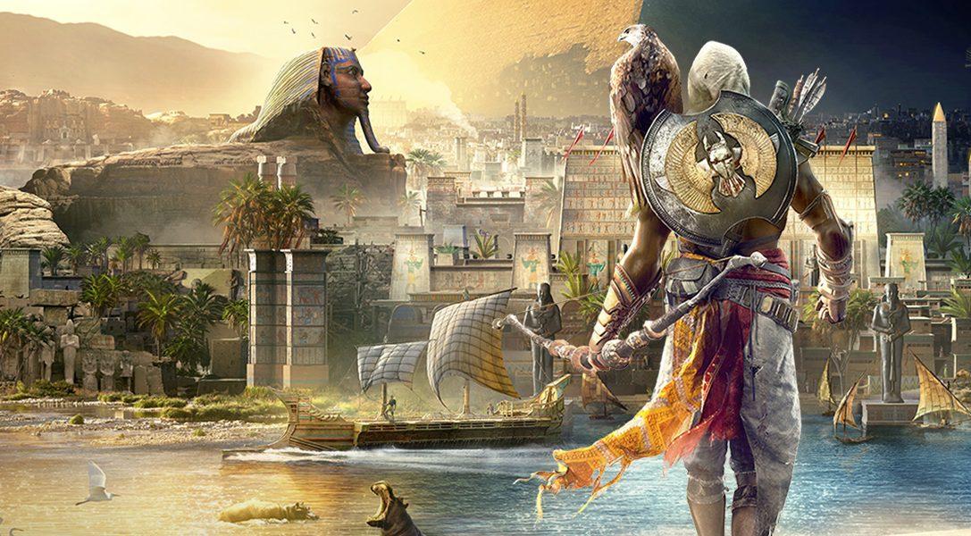 Assassin's Creed Origins è la Promozione della settimana di PlayStation Store