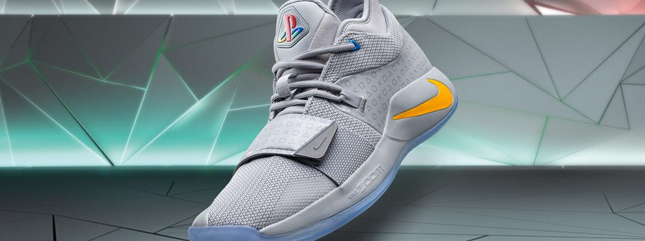 PlayStation + Paul George: le nuove PG 2.5 x PlayStation