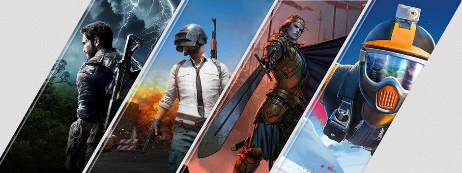 Novità su PlayStation Store questa settimana: Just Cause 4, PUBG, Thronebreaker: The Witcher Tales e altro ancora