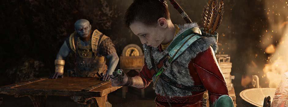 Ecco come il sistema delle missioni di God of War ha portato una ventata di novità alla serie per PS4