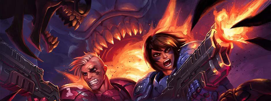 Hellfront: Honeymoon, il gioco d'azione strategico twin-stick arriva su PS4™ la settimana prossima