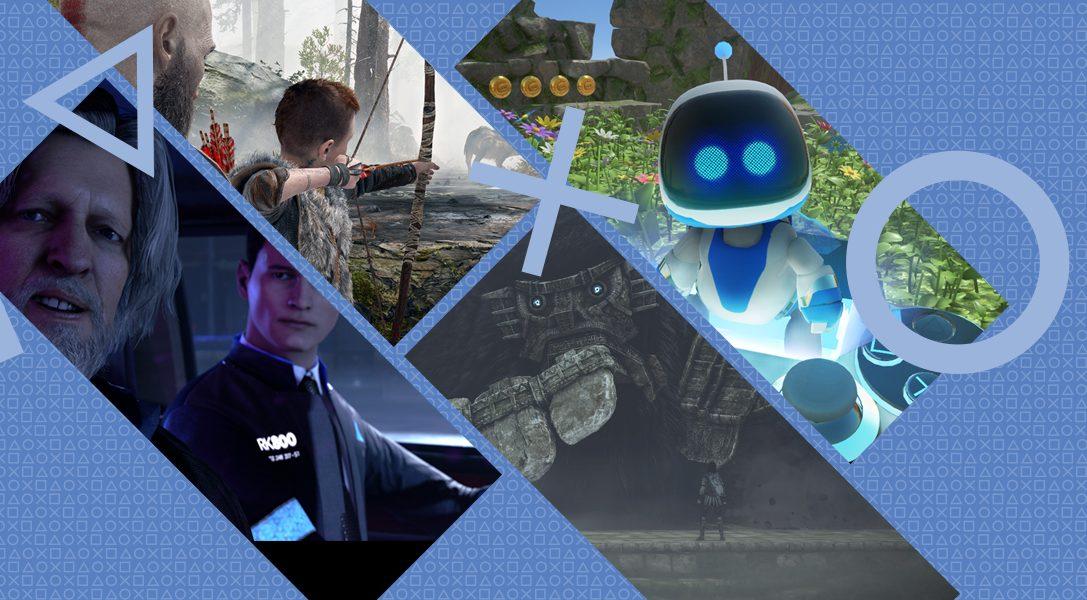 Il miglior momento di gaming per PS4 del 2018 secondo gli sviluppatori PlayStation