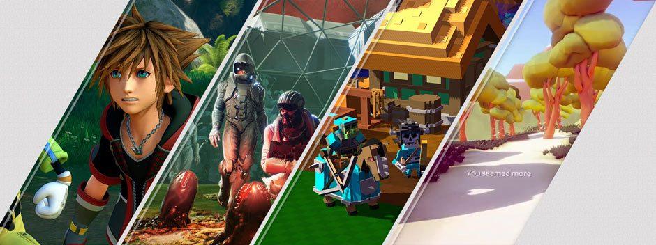 Novità della settimana su PlayStation Store: Kingdom Hearts III, Genesis Alpha One, 8-Bit Hordes e altro ancora