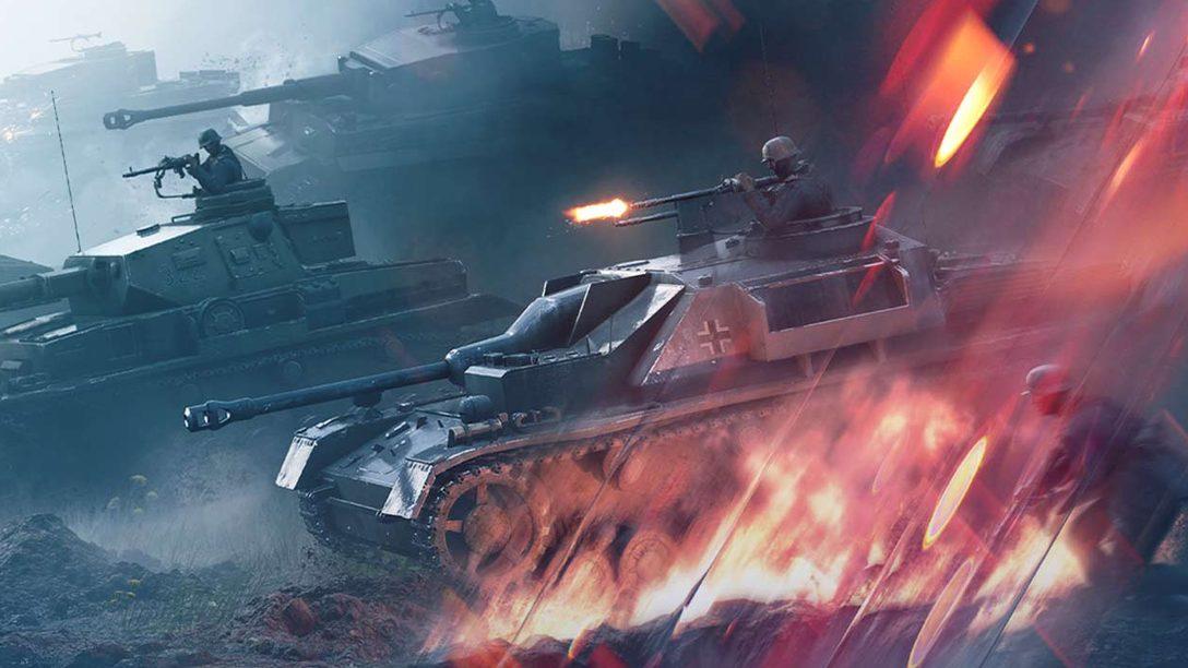 Battlefield V in arrivo su PS4 questa settimana il Capitolo 2 di Venti di guerra