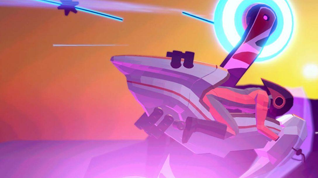 FutureGrind porterà su PS4 un frenetico gioco di corse acrobatiche il prossimo 22 gennaio