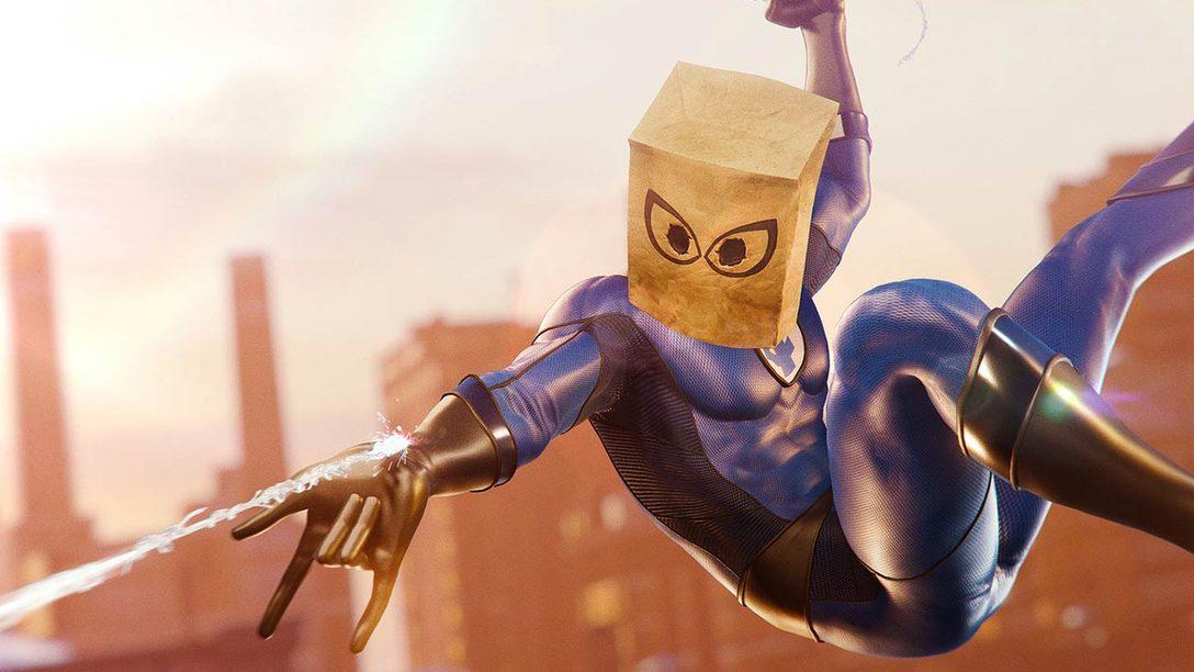 Nuovi costumi dedicati ai Fantastici 4 nell'aggiornamento odierno 1.14 di Marvel's Spider-Man