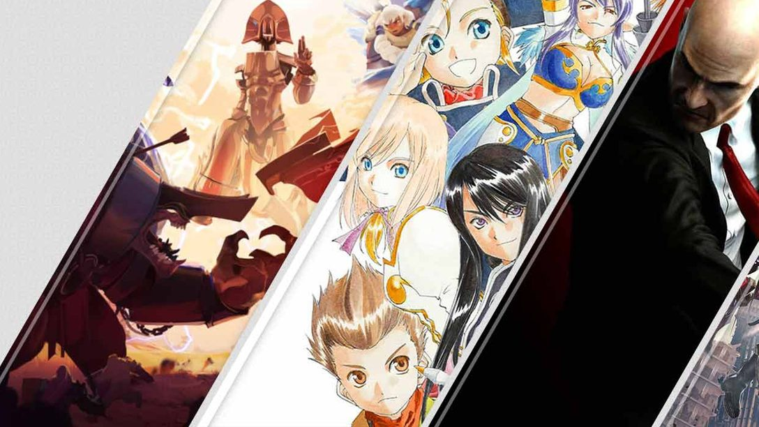 Novità su PlayStation Store questa settimana: Megalith, Tales of Vesperia, Hitman HD Enhanced Collection e molto altro