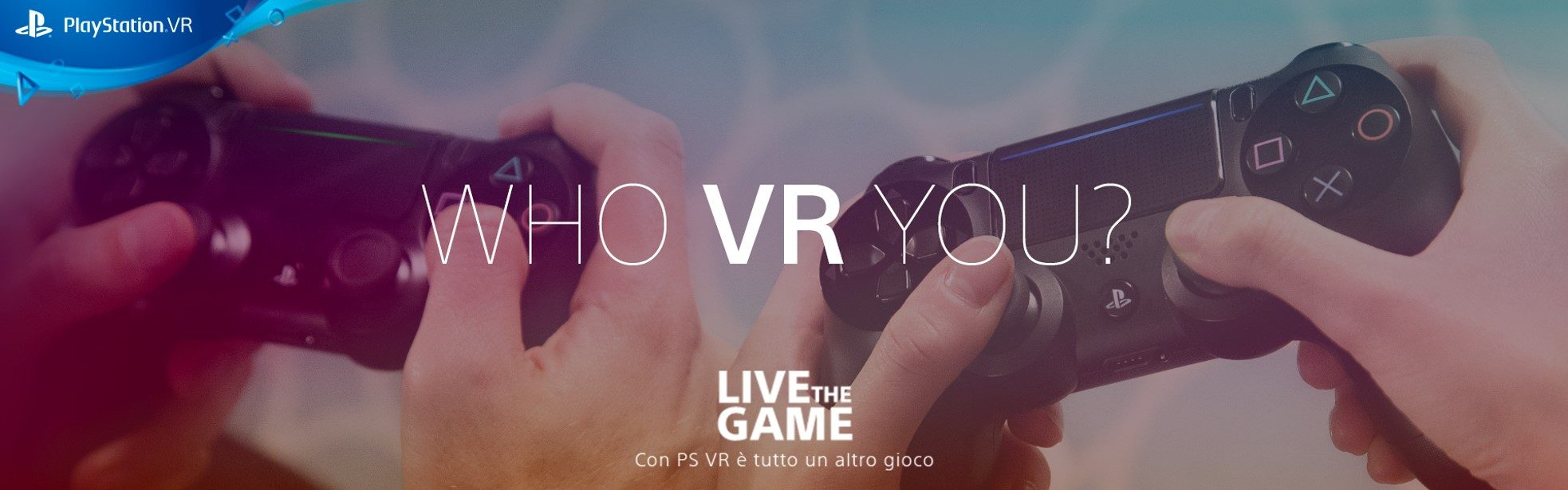 Who VR you?