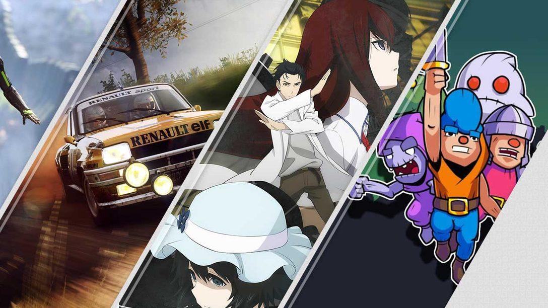 Le novità di questa settimana di PlayStation Store: Anthem, DiRT Rally 2.0, ChromaGun VR e molto altro ancora
