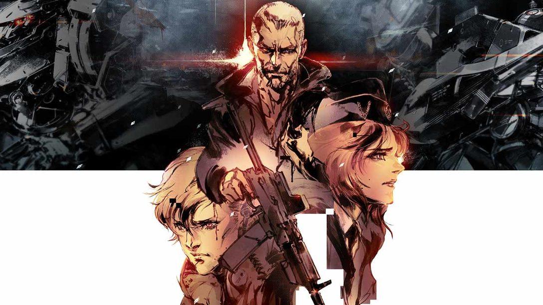 Il celebre character designer di Metal Gear Solid, Yoji Shinkawa, parla del nuovo sparatutto survival Left Alive