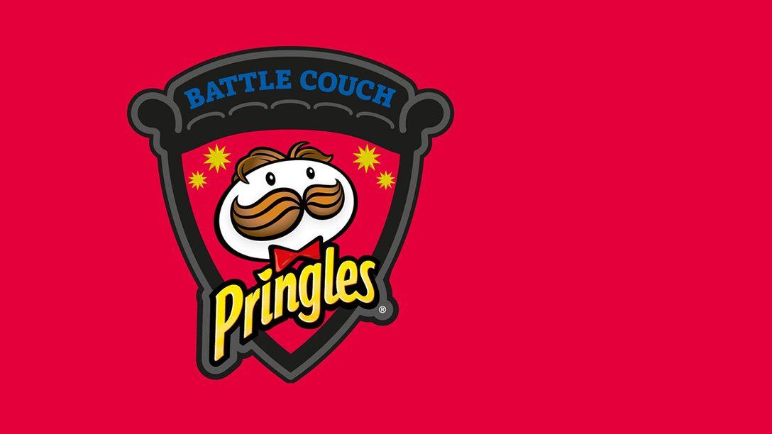 Guarda 100 giocatori di PlayStation affrontarsi nello streaming live Pringles Battle Couch di oggi