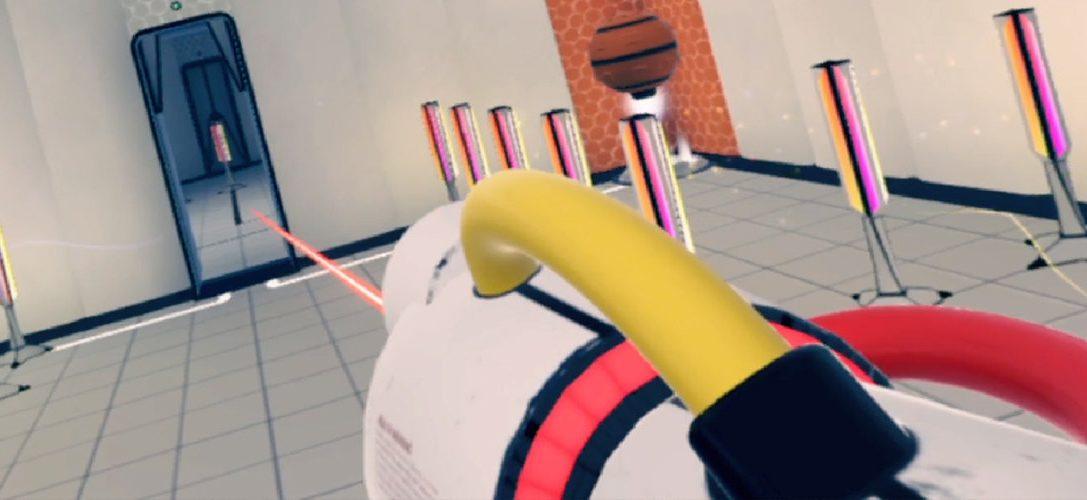 ChromaGun sarà disponibile dal 19 Febbraio per PS VR